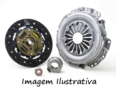 Kit Embreagem Fiat 1.8 8v 16 03a05 - Kit Embreagem - Kit -