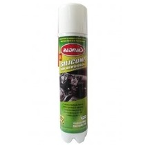 SILICONE SPRAY RADINAQ 300ML - DIVERSOS - UN   - Cod. SKU: 10918