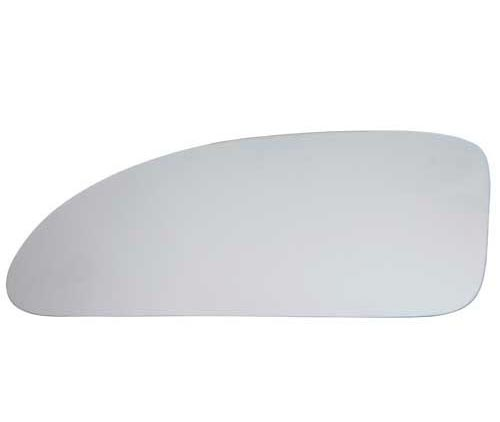 LENTE DE RETROVISOR ESQ - LENTE DO RETROVISOR - Alternativo - FOCUS - FLABEG (REFIL) - Lado do Motorista - Cada (unidade) - <B>FORD FOCUS de 1998 até 2005</B>  - Cod. SKU: 7037
