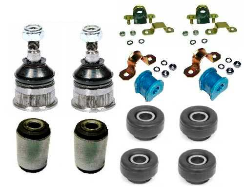 Kit Suspensao Uno Fiorino Elba Pivos Buchas 91 a 2012 - PIVÔ - UNIDADE   - Cod. SKU: MLB849731430